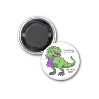 Imã Ímã de Yarnivore T-rex