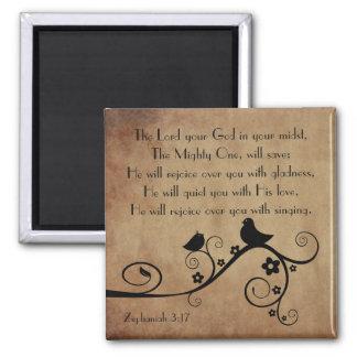Imã Ímã do 3:17 de Zephaniah