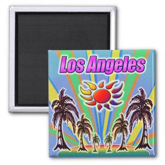 Imã Ímã do amor do verão de Los Angeles