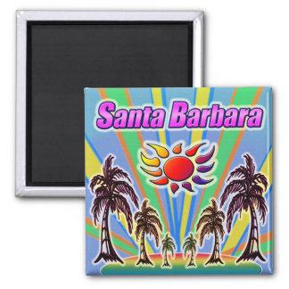 Imã Ímã do amor do verão de Santa Barbara