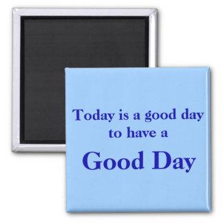 Imã Ímã do azul do bom dia