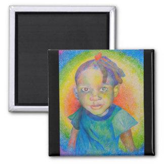 Imã Ímã do bebê do arco-íris