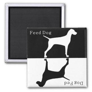 Imã Ímã do cão da alimentação/Fed do cão: