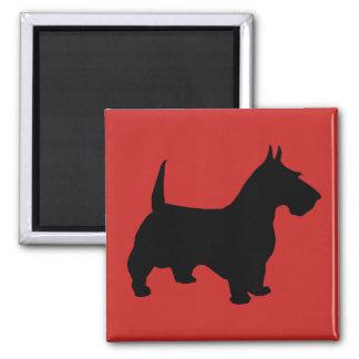 Imã Ímã do cão de Terrier do Scottish