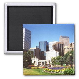 Imã Ímã do centro da lembrança de Denver