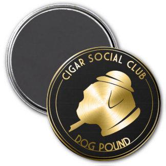 Imã Ímã do clube social do charuto
