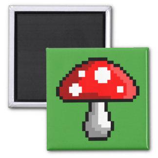 Imã Ímã do cogumelo do pixel