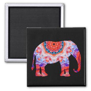 Imã Ímã do elefante do circo