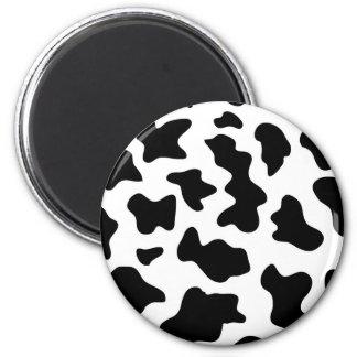 Imã Ímã do impressão da vaca