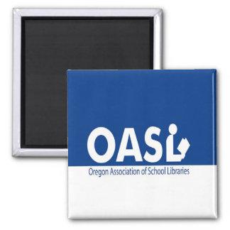 Imã Ímã do logotipo de OASL