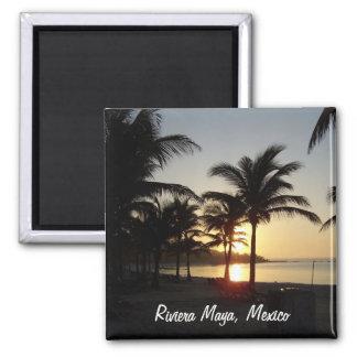 Imã Ímã do mar das caraíbas de Cancun México do Maya d