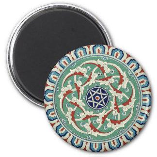 Imã Ímã do medalhão do Arabesque