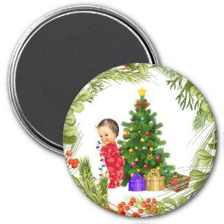 Imã Ímã do Natal do bebê