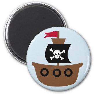 Imã Ímã do navio de pirata