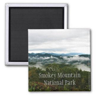 Imã Ímã do parque nacional da montanha de Smokey