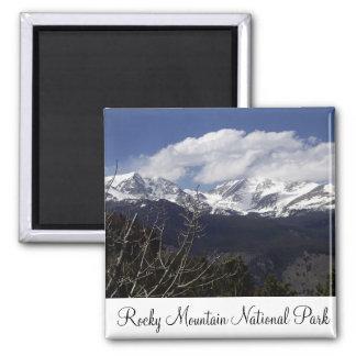 Imã Ímã do parque nacional de montanha rochosa