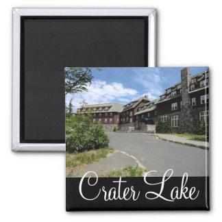 Imã Ímã do parque nacional do lago crater