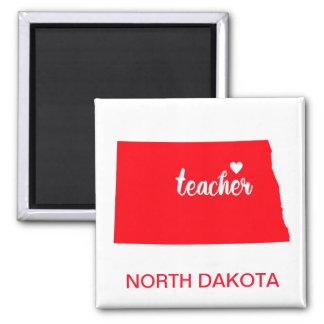 Imã Ímã do professor de North Dakota