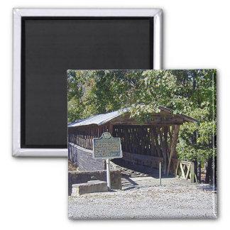 Imã Ímã do quadrado da ponte coberta de Clarkson-Legg