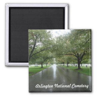 Imã Ímã do quadrado do cemitério nacional de Arlington