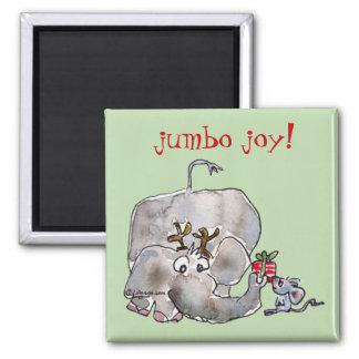 Imã Ímã do rato do elefante dos desenhos animados