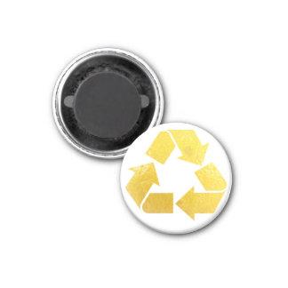 Imã Ímã do reciclar do limão