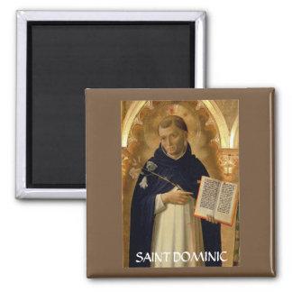Imã Ímã do refrigerador de Dominic do santo