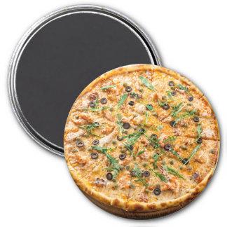 Imã Ímã do refrigerador: Pizza de queijo