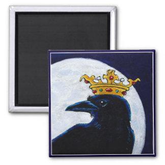 Imã Ímã do rei Coroa Lua do corvo