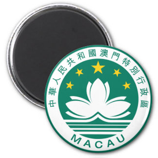 Imã Ímã do selo de Macau