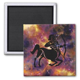 Imã Ímã do sinal do horóscopo do zodíaco do Sagitário