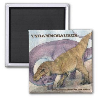 Imã Ímã do tiranossauro