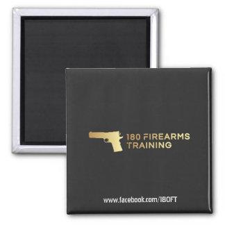 Imã Ímã do treinamento de 180 armas de fogo
