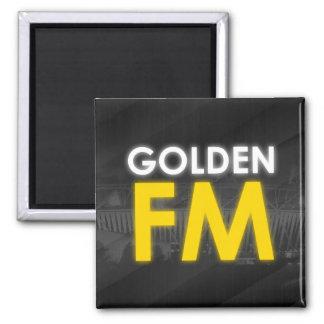 Imã Ímã dourado de FM