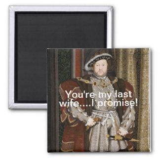 Imã Ímã engraçado de Henry VIII