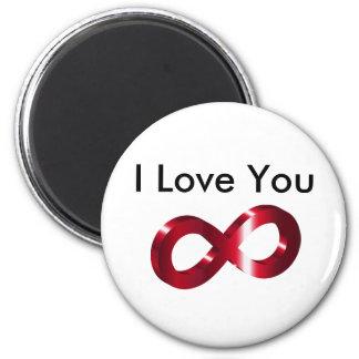 Imã Ímã - eu te amo - infinidade