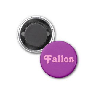 Imã Ímã Fallon