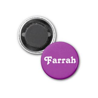Imã Ímã Farrah