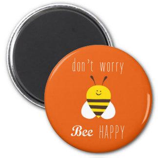Imã Ímã feliz da abelha
