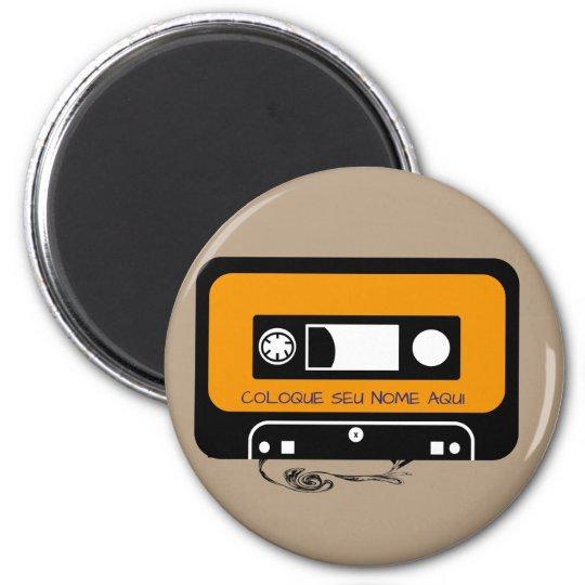 Imã Ímã fita cassete personalizavél