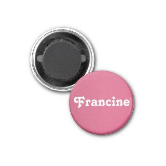 Imã Ímã Francine