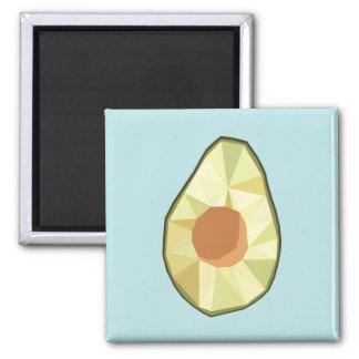 Imã Ímã geométrico do abacate [AZUL]