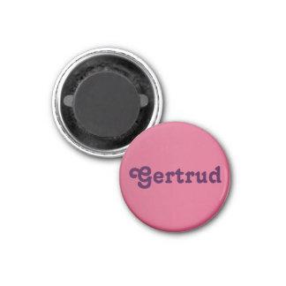 Imã Ímã Gertrud