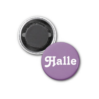 Imã Ímã Halle