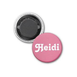 Imã Ímã Heidi