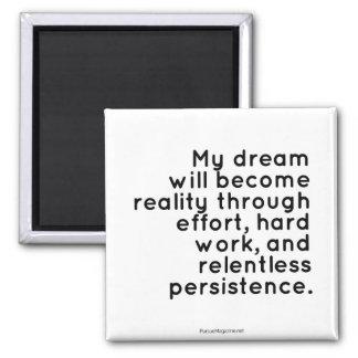 Imã Ímã inspirado para sonhadores: Inspirador
