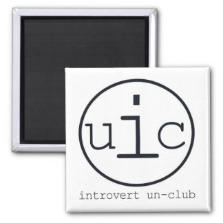 Imã Ímã introvertido do Un-Clube