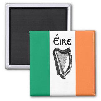Imã Ímã irlandês da bandeira