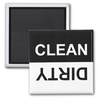 Imã Ímã limpo ou sujo da máquina de lavar louça
