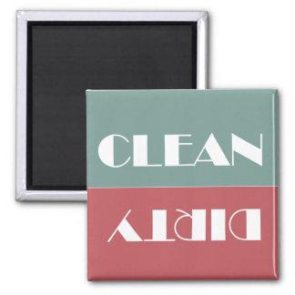 Imã Ímã limpo sujo do sacudir da máquina de lavar